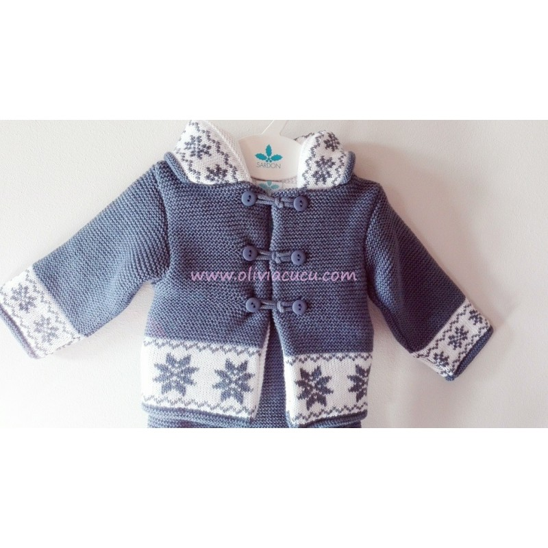 7ab4945f6 ropa de bebe sardon