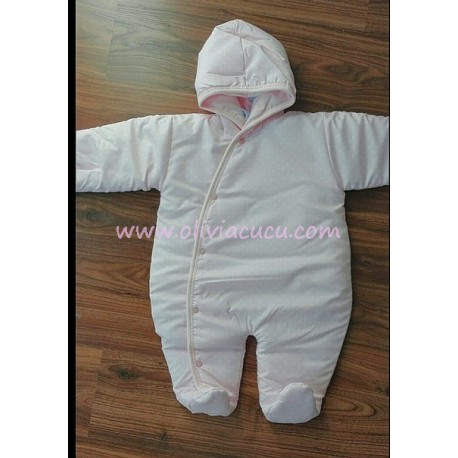 Buzo bebe Sardon rosa bebe