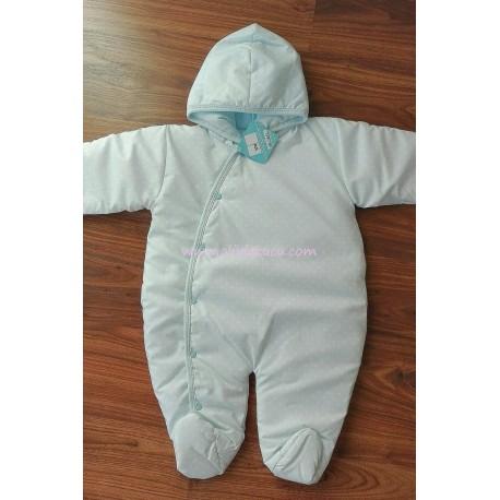 Buzo bebe Sardon azul bebe