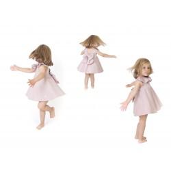 Vestido Eve Children maquillaje vuelo