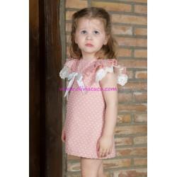 Vestido Eve Children Cuarzo