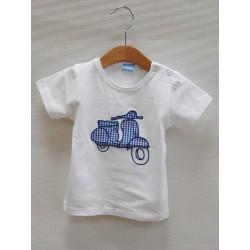Camiseta Sardon Vespa