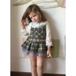 Ranita y blusa Bonjour de Para Sofia
