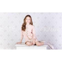 Vestido Eve Children rosa