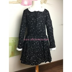 Vestido Plumeti Rain stars