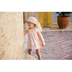 Vestido Rochy Tul rosa