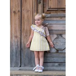Vestido Rochy Yellow amarillo