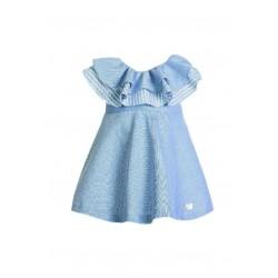 Vestido Eve Children Azul