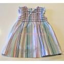 Vestido Ancar rayas multicolor