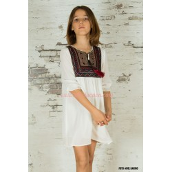 Vestido Eve Children bambula hippie