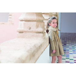 Vestido Spike de Eve Children espiga