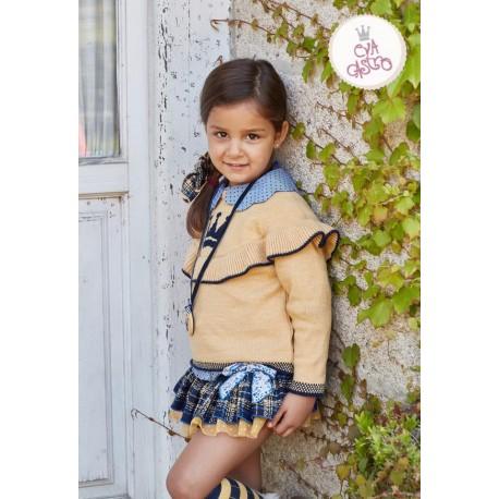 Conjunto Eva Castro niña Leonor