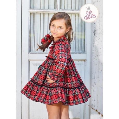 Vestido Eva Castro Mirelle