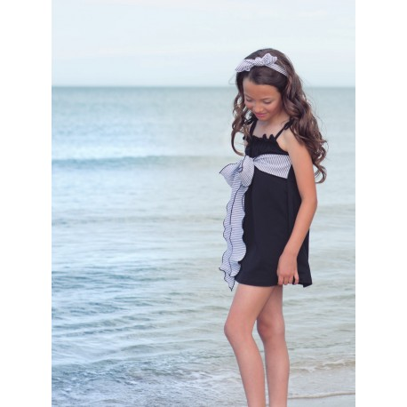 Vestido Clue de Eve Children negro