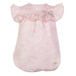 Pelele Shell de Eve Children estampado rosa