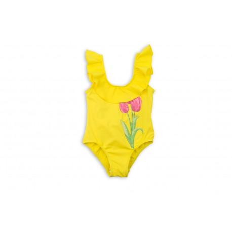 Bañador Tulipan Rochy amarillo