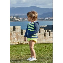 Conjunto Eva Castro niño Denise con jersey