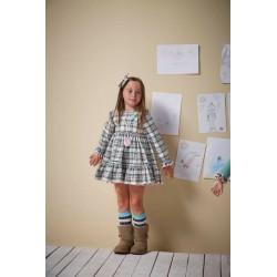 Vestido Eva Castro niña Casilda