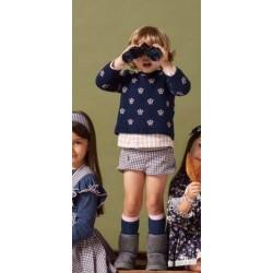 Conjunto Eva Castro niño Olivia