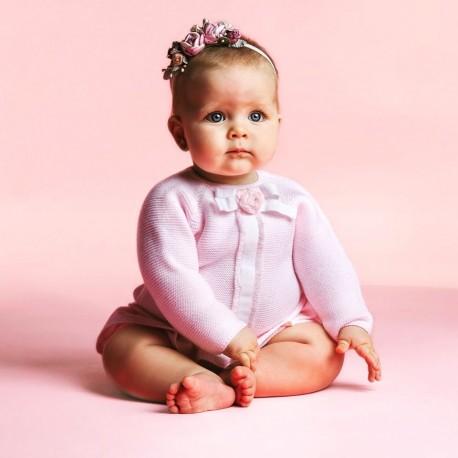 Conjunto bebe Rochy baby chanel