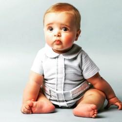 Pelele bebe Rochy baby chanel