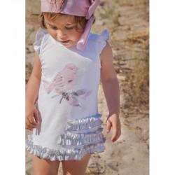 Vestido Rochy Liberty Rosa
