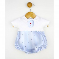 Pelele bebe marinero