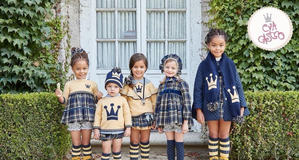Eva Castro moda infantil