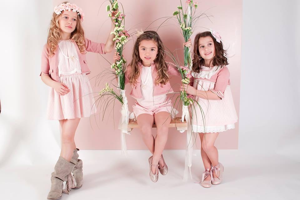 Kauli moda infantil